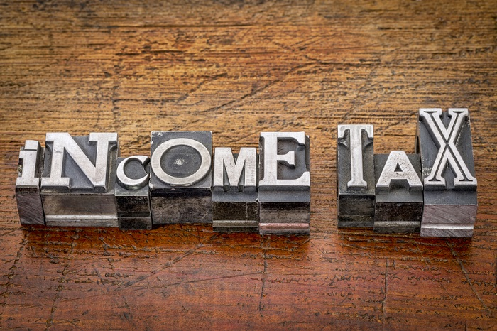 Tax return: Working out your income tax as a sole trader
