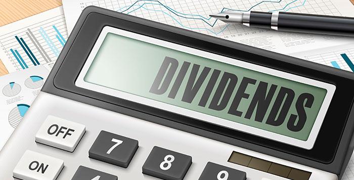 franked dividend